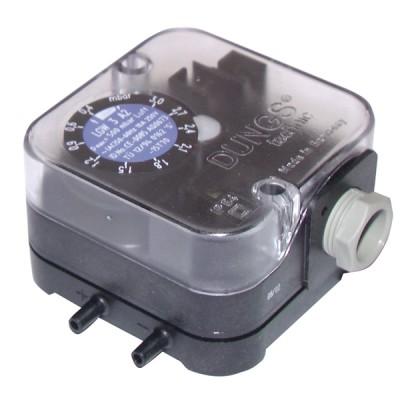 Presostato de aire LGW10 - A2 - DUNGS : 272336/107417
