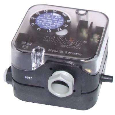 Presostato de aire LGW3 - A2P - DUNGS : 272352/120204