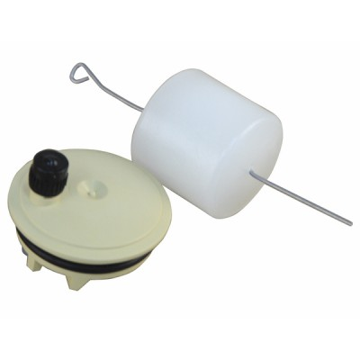Tappo e galleggiante degasatore GB112  - GEMINOX : 7098822