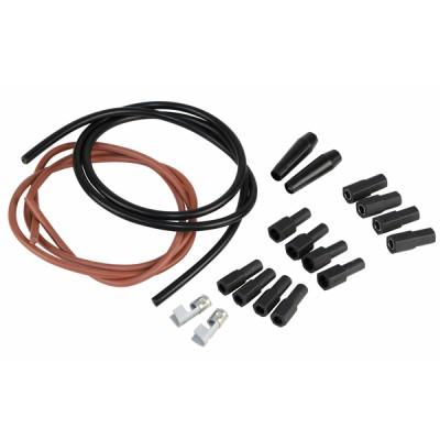 Kit cable e terminal rápido - DIFF : 802012