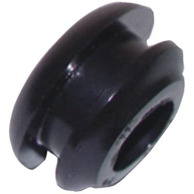 Standard grommet grommet ø 6 mm (X 12) - DIFF : 802150