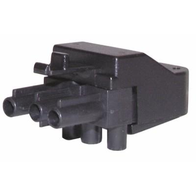 Connettore maschio 3 poli - DIFF