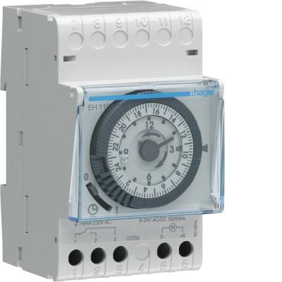 Horloge journalière analogique EH111 ex13302 - DIFF
