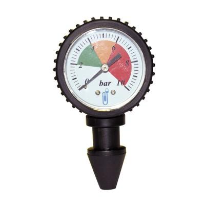 Druckmesser Ventildruck bon 0 bis 10 bar  - DIFF