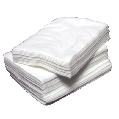 Non woven paper towel  (box of 50 sheets) (X 50)