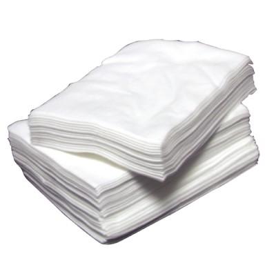Papier d'essuyage non tissé boite 50 feuilles EBT (X 50) - DIFF