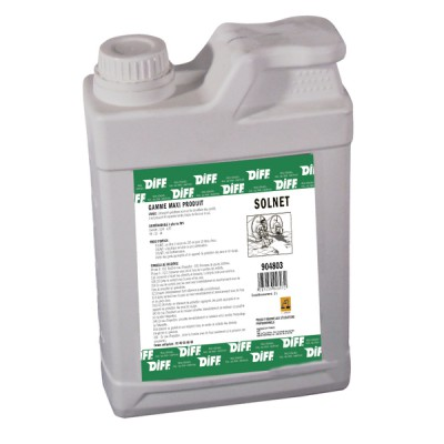 Pulizia locale caldaia - Pulizia pavimento locale caldaia (tanica 2kg) - DIFF
