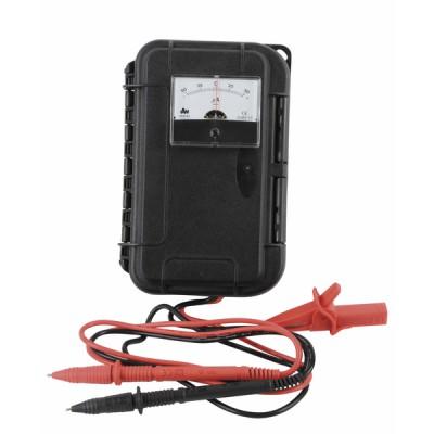 Microamperometro portatile da - 50 a 50µ - DIFF