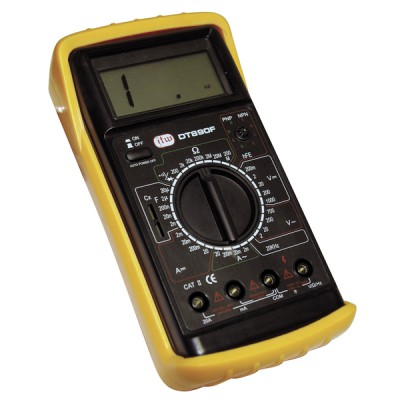 Multimètre digital DT 890F - DIFF