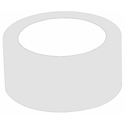 Rouleau PVC adhésif blanc - DIFF