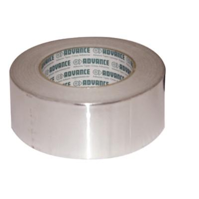 Rouleau aluminium adhésif 100mmx50m - DIFF