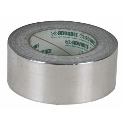 Klebende Aluminium-Rolle Klebende Aluminium-Rolle  - DIFF