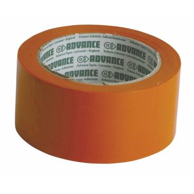 Ruban protection BTP orange 50mmx33m - DIFF