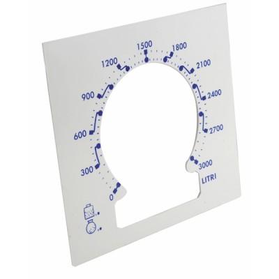Quadrante misuratore per TELE - DIFF