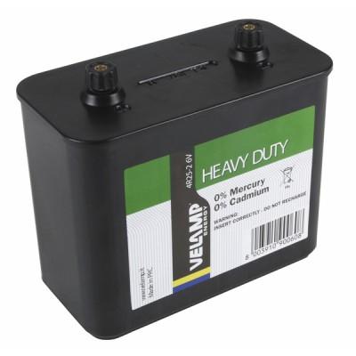 Pile batterie (PORTO) 6V - DIFF