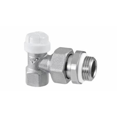 Angle radiator valve Jet-Line 3/8 RFS (built-in seal on connector)  - RBM : 1530300