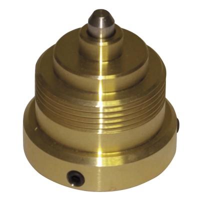 Adapter zur Nachrüstung von installierten 2W..-, 3W..- und 4W..-Ventilen (X 10) - SIEMENS: AL100