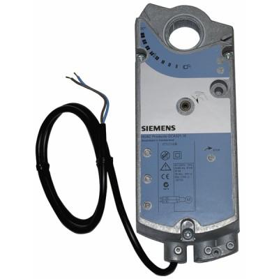 Luftklappen-Drehantrieb, AC 230 V, 2-Punkt, 18 Nm, Federrücklauf - SIEMENS: GCA321.1E