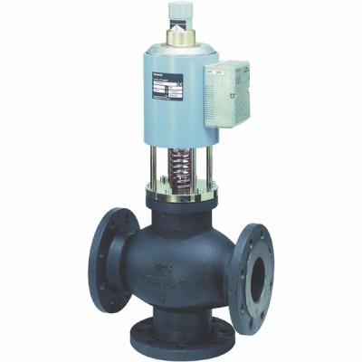 Magnetic valve, flange, 24Vac DN80 kvs 80 - SIEMENS : M3P80FY