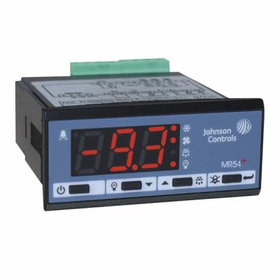 Thermostat froid 1 sonde encastrable MR54 - JOHNSON CONTR.E : MR54PM230-1CA