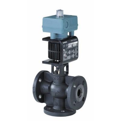 Magnetic valve, flange, 24Vac DN65 kvs 50 - SIEMENS : MXF461.65-50