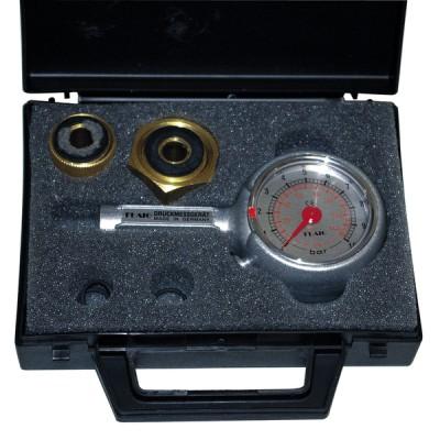 Manómetro para válvula