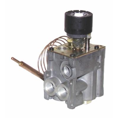 Gasregelblock SIT - Kompakteinheit 0.630.104 mit DAT  - DIFF