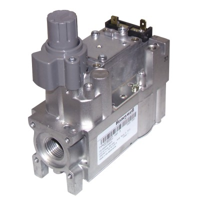Bloc gaz HONEYWELL - combiné V4600D1001 - HONEYWELL : V4600D 1001U