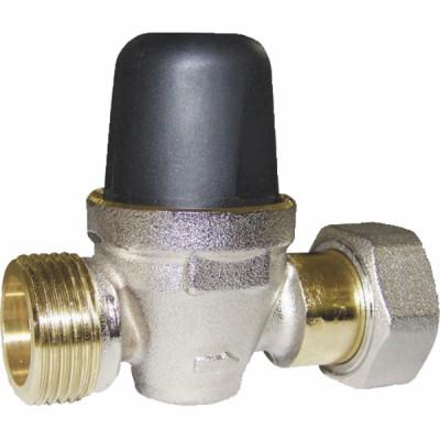 Reductor de presión 3/4 MH tuerca giratoria - WATTS INDUSTRIES : 2282500