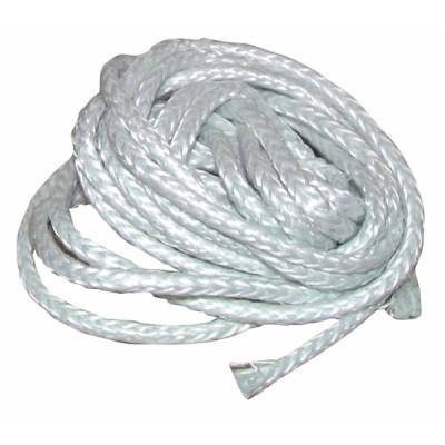 Tresse fibre minérale Ø25mm 5m - DIFF