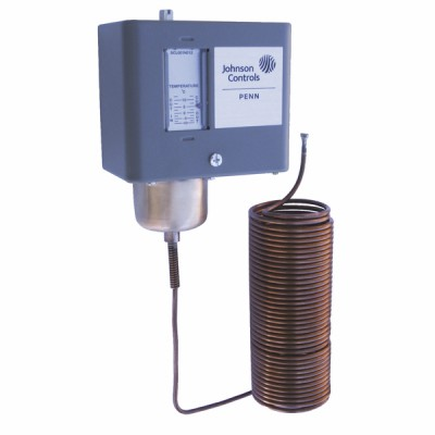 Thermostat ANTIGEL -10...12°C -10/ 12°C auto 270XT - JOHNSON CONTR.E : 270XT-95008