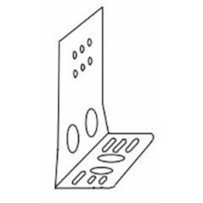 Mounting bracket for pressure switch  - JOHNSON CONTR.E : 271-51L
