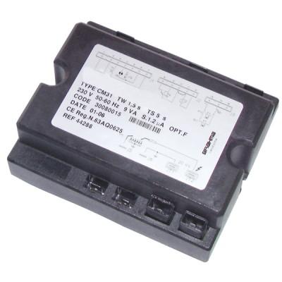 Steuergerät CM 31S - DIFF für Frisquet: F3AA40431