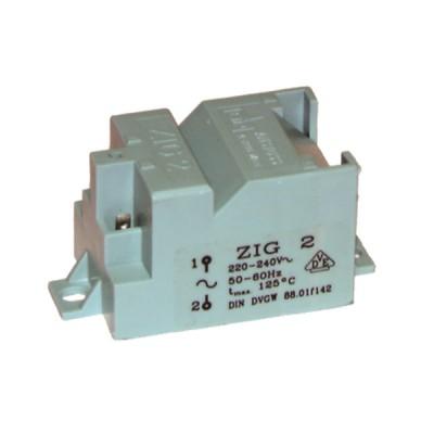 Transformator  zig 2 - DIFF für De Dietrich: 84064820