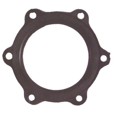 Gasket for water heater Ø 110 6 holes - ARISTON : 924002