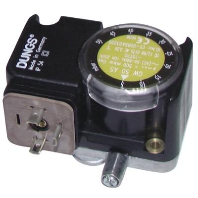 Presostato gas GW150-A5  - BROTJE : SRN525541