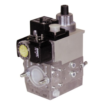 Gasregelblock DUNGS - Gasregeleinheit - Kompakteinheit MBVEF 412B01S30  - BALTUR: 0005090141