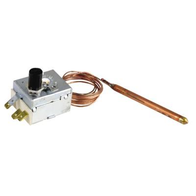 Aquastat à bulbe sécurité à bulbe réarmement manuel IMIT type LS1 - FERROLI : 36401200