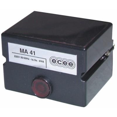 Boîte de contrôle CEM ECEE MA 45 - ECEE : MA45.10M