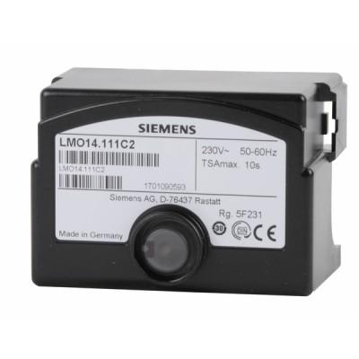 Centralita de control LMO14 - SIEMENS : LMO14 111C2