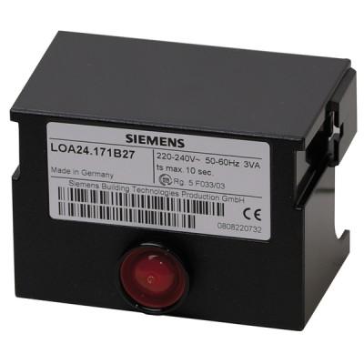 Boîte de contrôle LOA24 - SIEMENS : LOA24.171B27