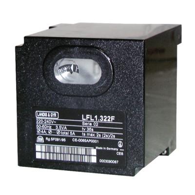 Centralita de control gas  LFL 1.322 - SIEMENS (LANDIS) : LFL1.322