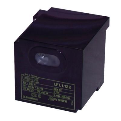Boîte de contrôle SIEMENS LFL1.148 - SIEMENS : LFL1.148