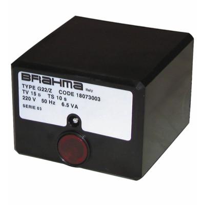Boîte de contrôle BRAHMA GF2/03 seule - BRAHMA : 18048300