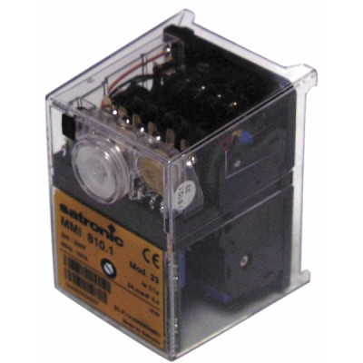 Control box satronic gas mmi 810-35 - RESIDEO : 0620920U