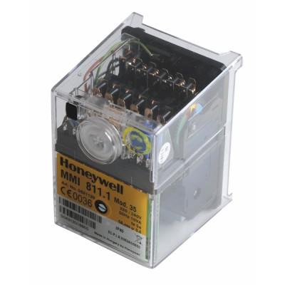 Control box gas satronic mmi 811.1/35 - RESIDEO : 0621120U
