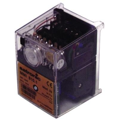 Control box satronic gas mmi 810-33
