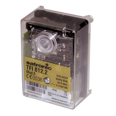 Steuergerät SATRONIC Gas TFI 812-2 max. 350 kW mod 5 - RESIDEO: 02601U