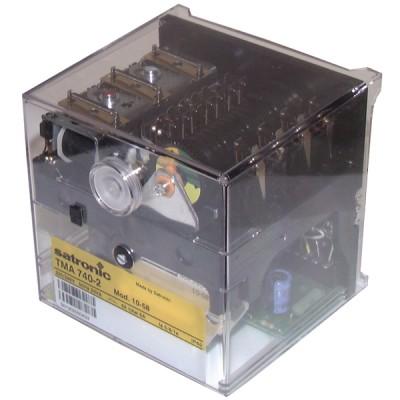 Control box satronic gas mmg 810-33 - RESIDEO : 0640220U