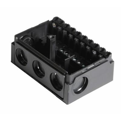 Zócalo caja de control